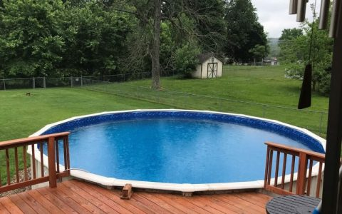 Above Ground Pool Services