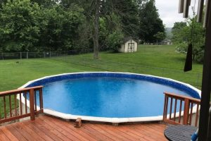 What to Look For in an Above Ground Swimming Pool - All America Pool